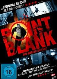 point blank aus kurzer distanz