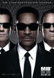 Men in Black 3 - Back in Time