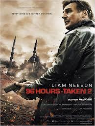 96 hours - taken 2