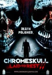 Chrome Skull Laid To Rest 2