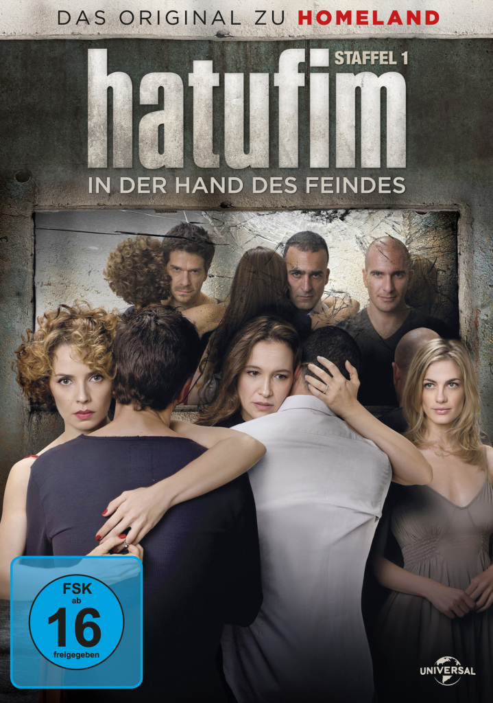 Hatufim – In Der Hand Des Feindes
